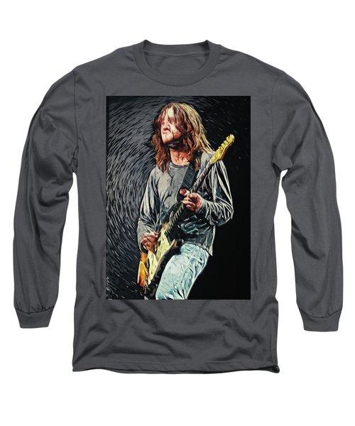 John Frusciante Long Sleeve T-Shirt