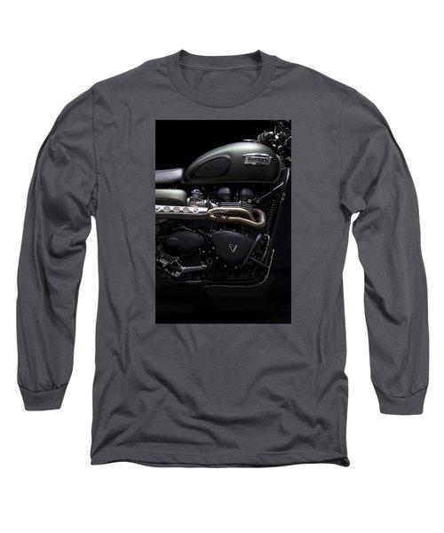 Jurassic Scrambler Long Sleeve T-Shirt