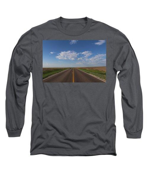 Kansas Road Long Sleeve T-Shirt