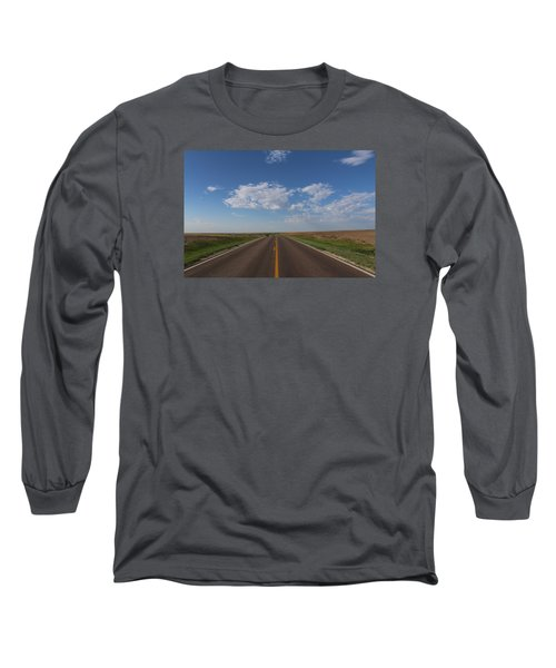 Kansas Road Long Sleeve T-Shirt