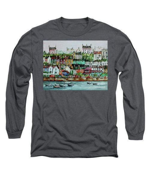 Kinsale Harbour. Wesr Cork, Long Sleeve T-Shirt