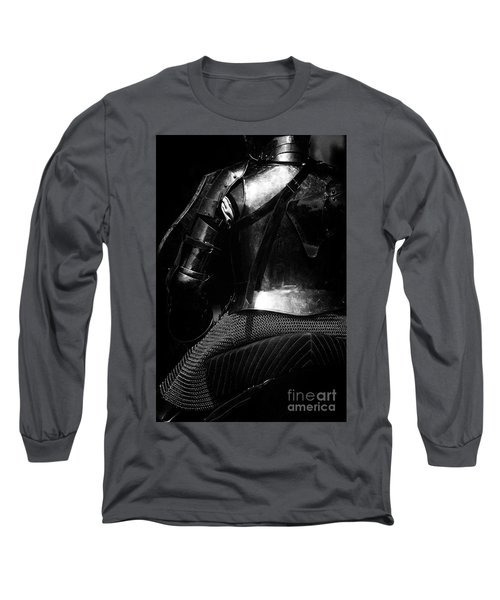 Long Sleeve T-Shirt featuring the photograph Knights Of Old 15 by Bob Christopher