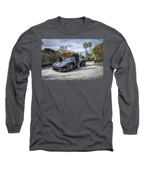 Koenigsegg Ccx Long Sleeve T-Shirt