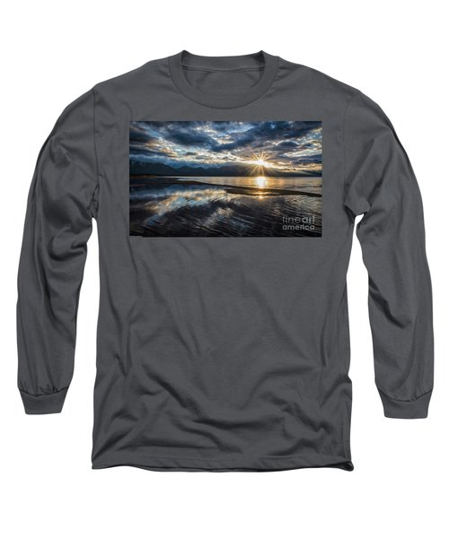 Light The Way Long Sleeve T-Shirt by Mitch Shindelbower