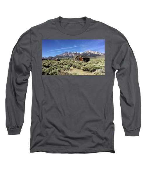 Little House Long Sleeve T-Shirt