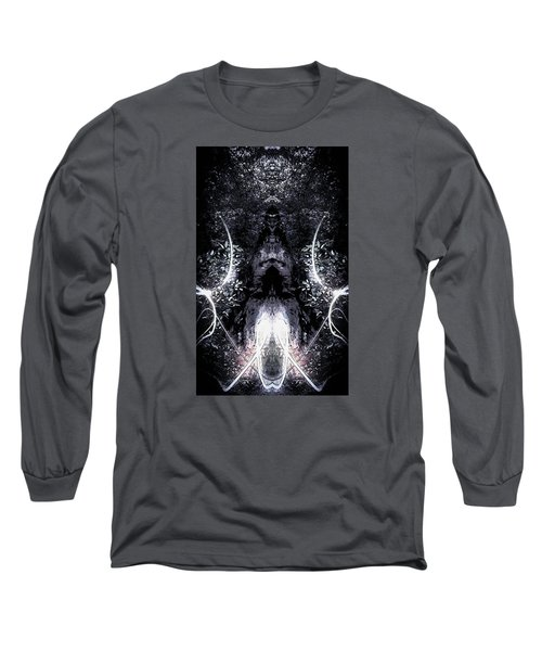 Lovely Lilith  Long Sleeve T-Shirt by Kimberly  W