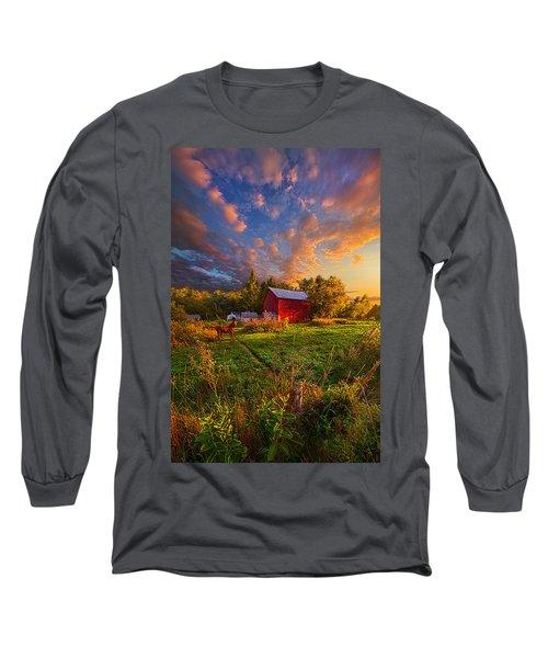 Love's Pure Light Long Sleeve T-Shirt