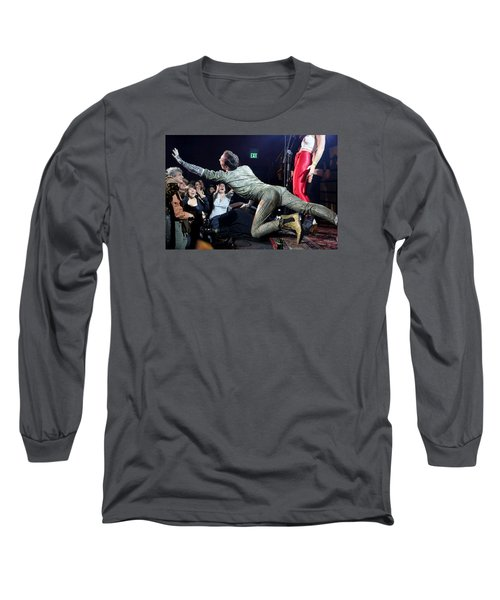 Lysol At Fifth Annual David Bowie Birthday Bash Long Sleeve T-Shirt