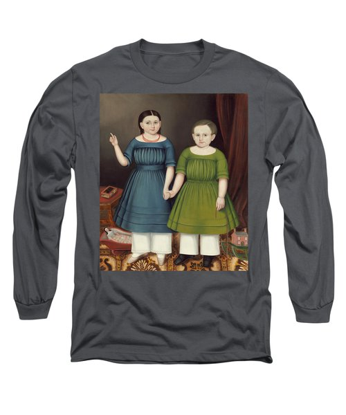 Mary And Francis Wilcox Long Sleeve T-Shirt