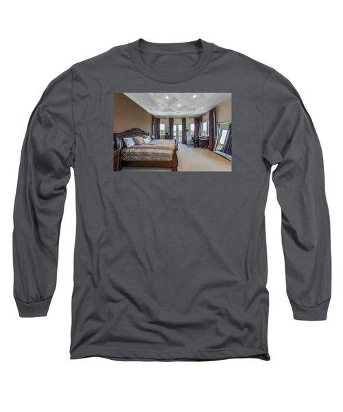 Master Bedroom Long Sleeve T-Shirt