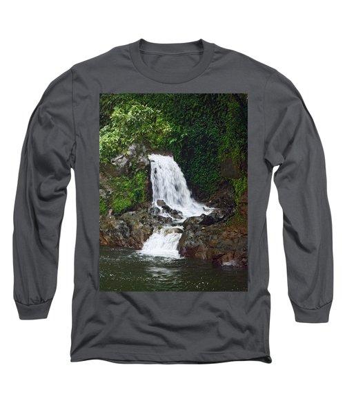 Mini Waterfall Long Sleeve T-Shirt
