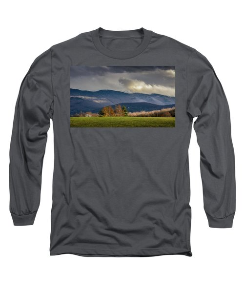 Mountain Weather Long Sleeve T-Shirt