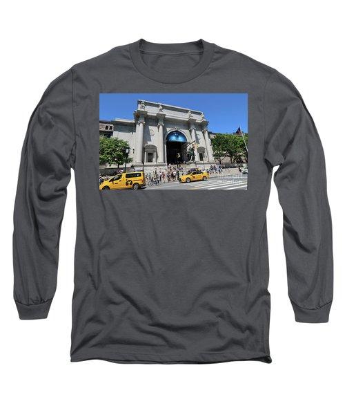 Museum Of Natural History Long Sleeve T-Shirt