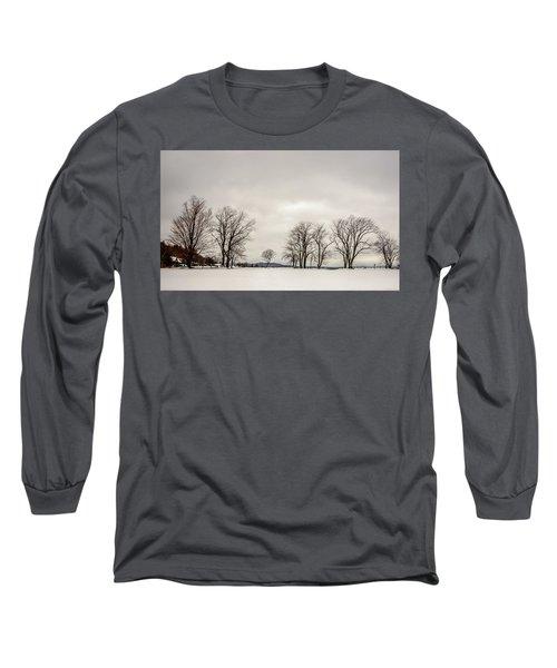 Naked Treeline Long Sleeve T-Shirt