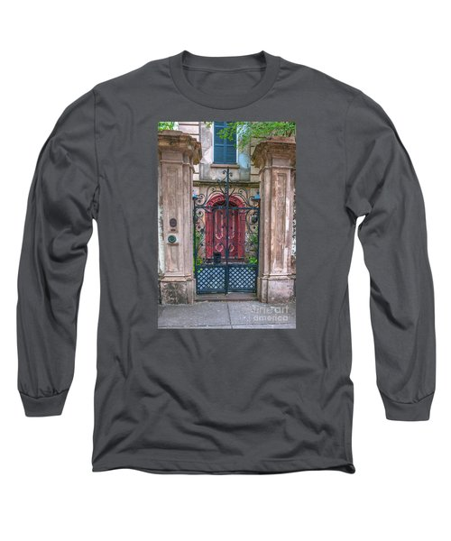 Narrow Is The Gate Long Sleeve T-Shirt