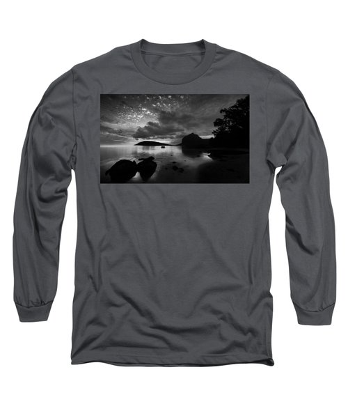 Near Le Morne Long Sleeve T-Shirt
