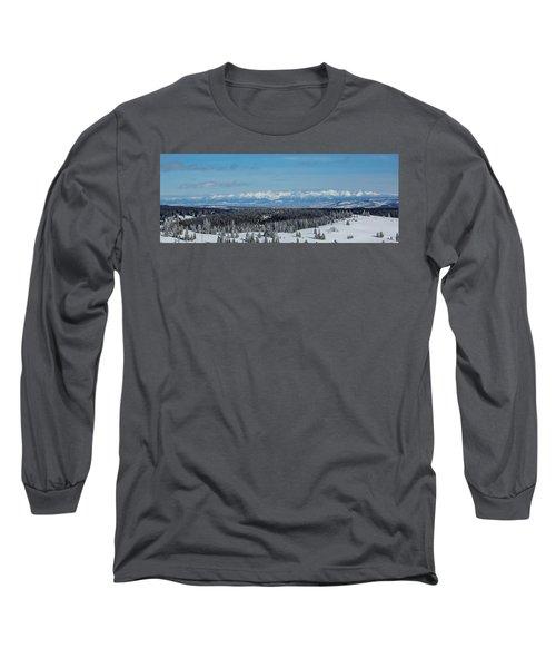 Never Summer  Long Sleeve T-Shirt