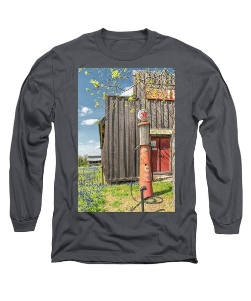 Old General Store Long Sleeve T-Shirt