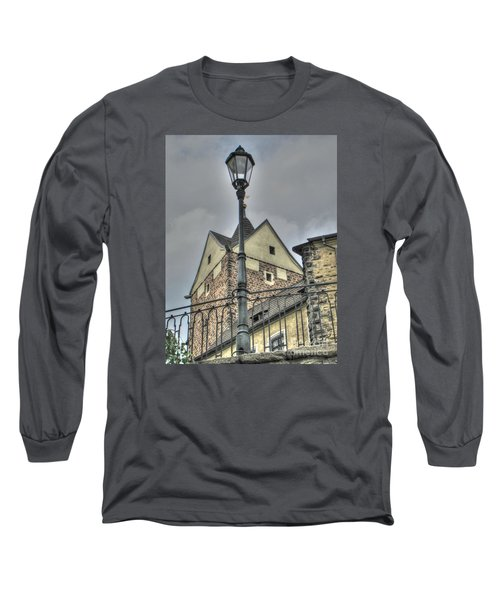old Tallin Long Sleeve T-Shirt