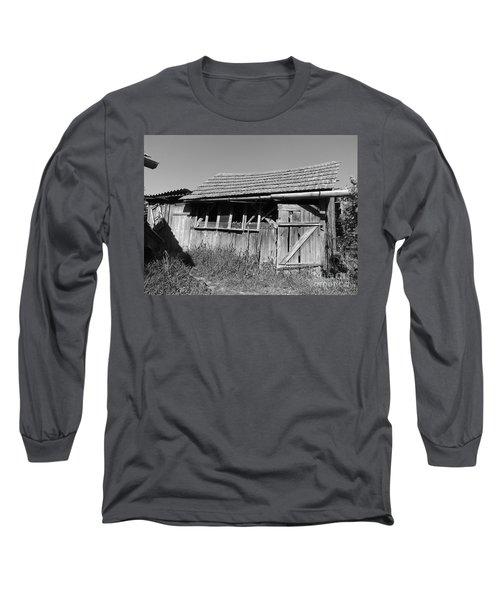 Old Workshop Long Sleeve T-Shirt
