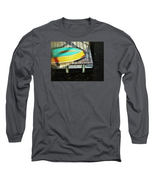 On Deck Long Sleeve T-Shirt by Olivier Calas