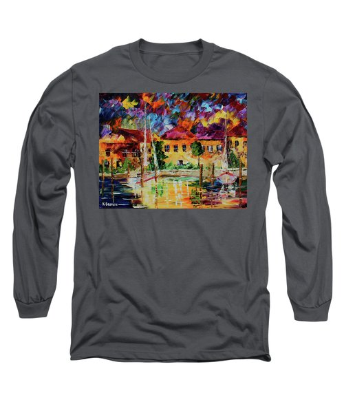 On The Intercoastal Long Sleeve T-Shirt