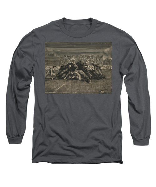 One Long Arm Spined Animal With Six Legs Long Sleeve T-Shirt