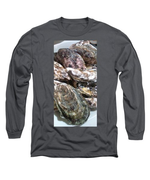 Oyster  Long Sleeve T-Shirt