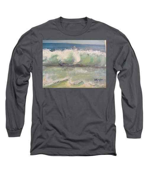Pacific Wave Long Sleeve T-Shirt