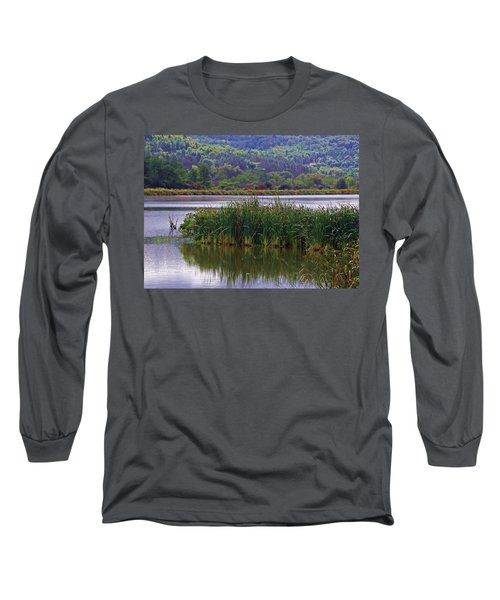 Peace Be Still Long Sleeve T-Shirt