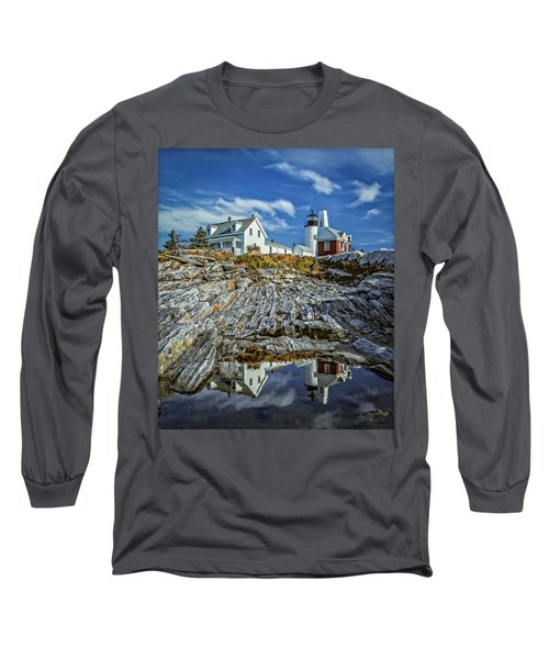 Pemaquid Reflections Long Sleeve T-Shirt