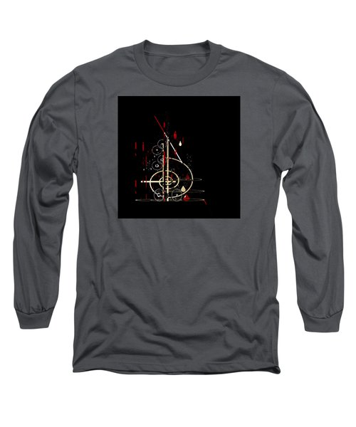 Penman Original - Untitled 96 Long Sleeve T-Shirt by Andrew Penman
