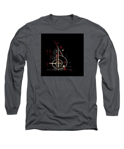 Penman Original - Untitled 96 Long Sleeve T-Shirt