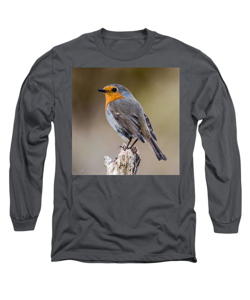 Perching Long Sleeve T-Shirt