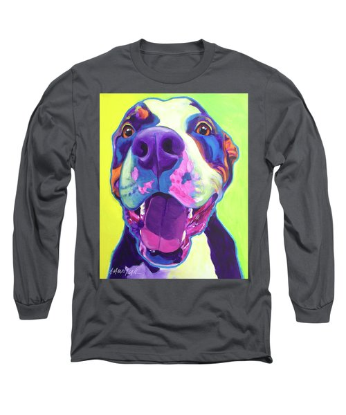 Pit Bull - Mayhem Long Sleeve T-Shirt