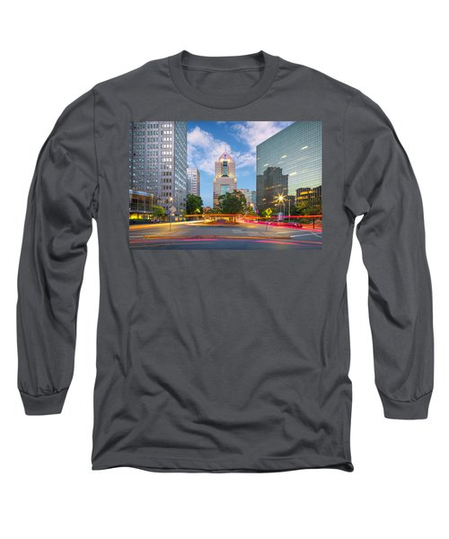 Pittsburgh 16 Long Sleeve T-Shirt by Emmanuel Panagiotakis