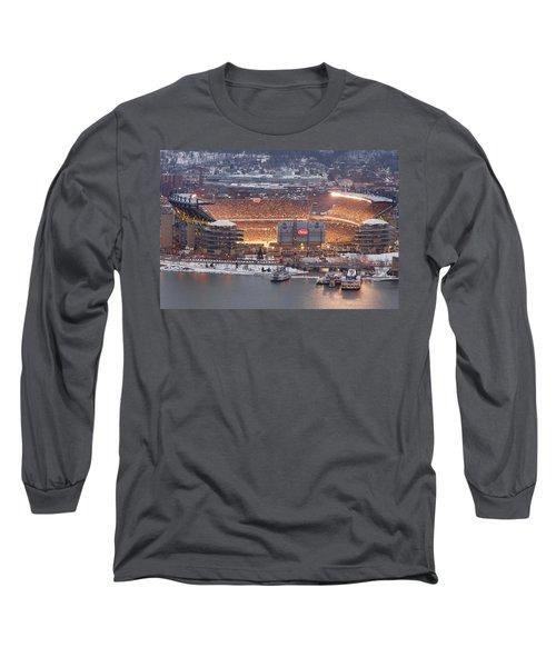 Pittsburgh 4 Long Sleeve T-Shirt