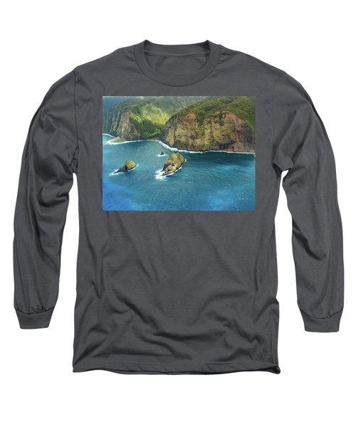 Pololu Point Long Sleeve T-Shirt