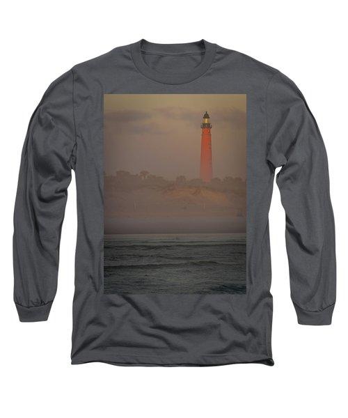 Ponce De Leon Lighthouse Long Sleeve T-Shirt