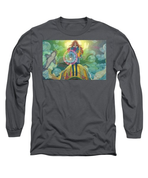 Ponyo Long Sleeve T-Shirt