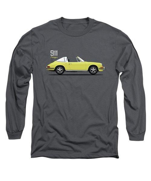 Porsche 911 Targa Long Sleeve T-Shirt