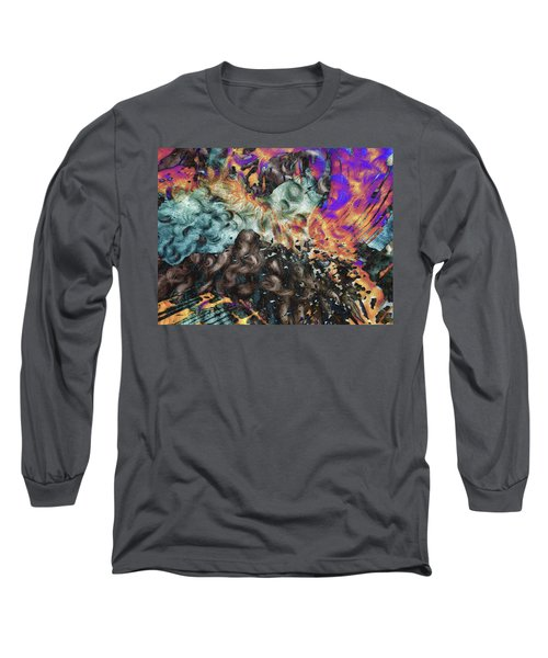 Psychedelic Fur Long Sleeve T-Shirt