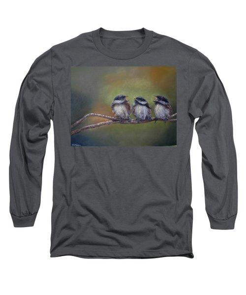 Quarelling Long Sleeve T-Shirt