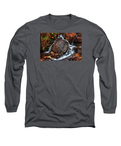 Quiet My Soul Long Sleeve T-Shirt