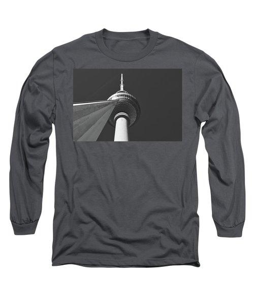 Reaching To The Sky Long Sleeve T-Shirt