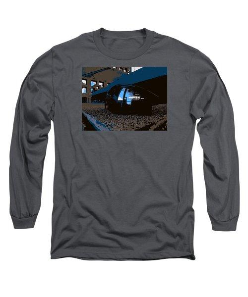 Reflections Long Sleeve T-Shirt by John Rossman