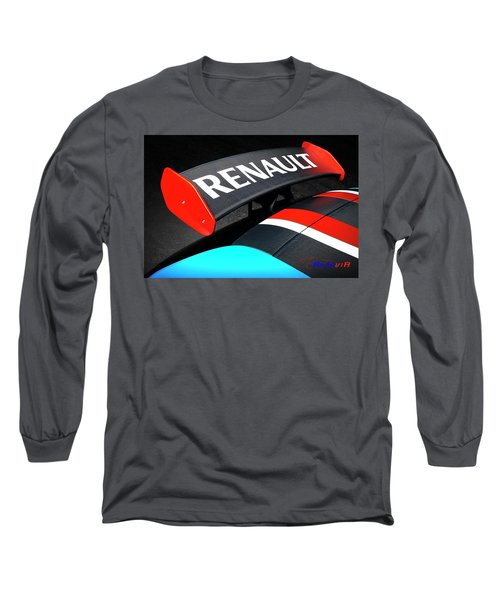 Renault Long Sleeve T-Shirt
