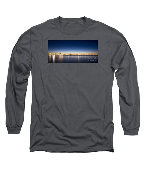 Reykjavik Iceland Long Sleeve T-Shirt