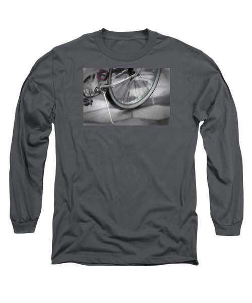 Long Sleeve T-Shirt featuring the photograph Ride With Me by Carolyn Marshall