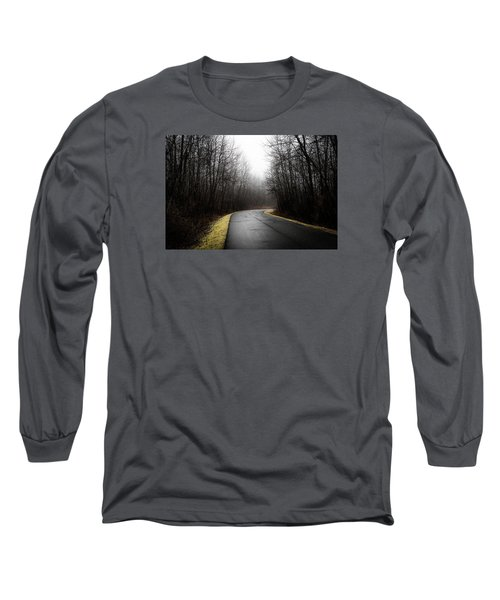 Roads To Nowhere Long Sleeve T-Shirt